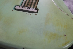 Aging Guitar Finishes