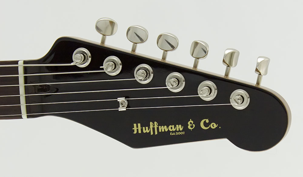 Huffman & Co. Custom Guitars