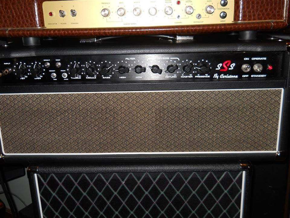 Ceriatone SSS guitar amplifier