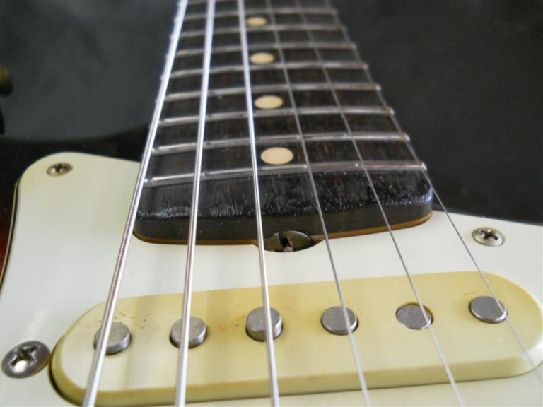 Hand-wound guitar pickups